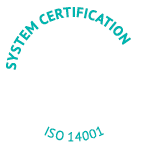 BMTRADA ISO 14001 Systems Certification award