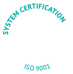 BMTRADA ISO 9001 Systems Certification award